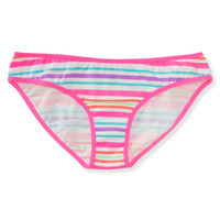 PS from Aero  Kids' Multi Stripe Bikini