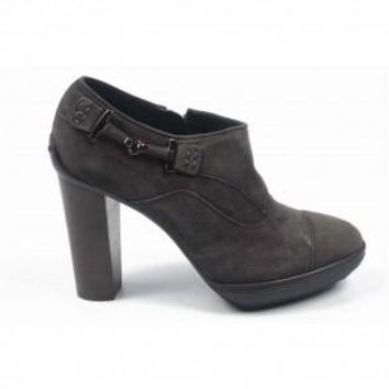 Women's Italian Genuine Leather Ankle Boots (Tods)