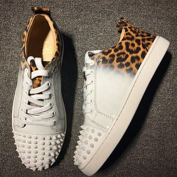 Cl Christian Louboutin Style #2024 Sneakers Fashion Shoes