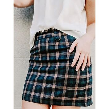 Sugar and Spice Skirt
