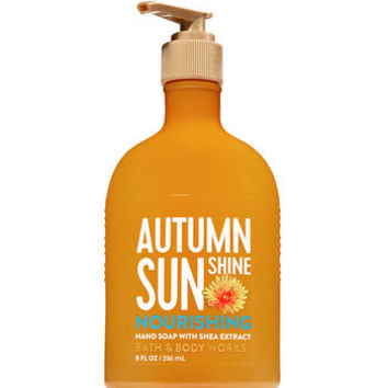 AUTUMN SUNSHINEHand Soap with Shea Extract