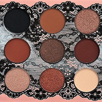 Beauty Creations Cosmetics BOUDOIR A EYESHADOW PALETTE