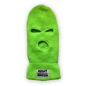 NIGHT WATCH Ski Mask