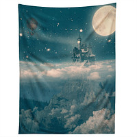 Belle13 The Way Home Tapestry