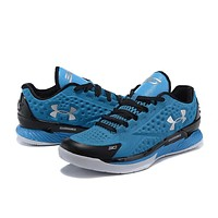 Under Armour Curry 4 Low-top sneakers Men's and women's cheap nike shoes