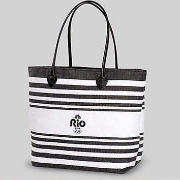 NBC Sports Official 2016 Olympics Rio Beach Tote bag
