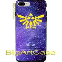 Best Hot Legend Of Zelda Nebula CASE COVER iPhone 6/6+7/7+8/8+,X and Samsung