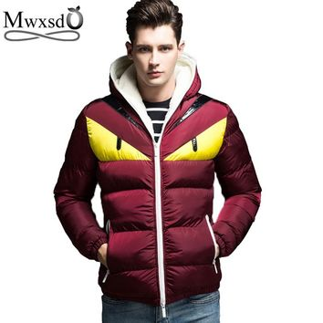 Stylish winter jacket men's