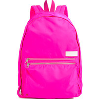 The Lorimer Backpack in Hot Pink