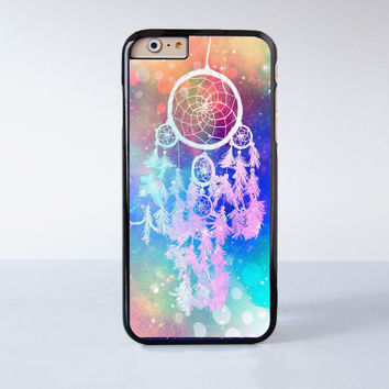 Dream Catcher Galaxy  Plastic Case Cover for Apple iPhone 6 6 Plus 4 4s 5 5s 5c