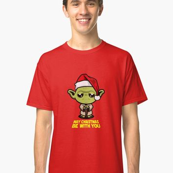 'May Christmas' Classic T-Shirt by axelmichel