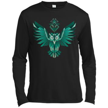 Becoming Monochromatic Owl Basket 2017 T Shirt