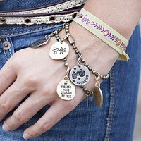 Sentiment Charms - Prices Vary