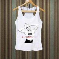 Miley Cyrus Men,Women Tank