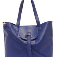 Handy Eye Candy Dark Blue Tote
