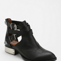 Urban Outfitters - Jeffrey Campbell Everly Metal Cutout Ankle Boot
