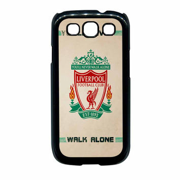 Liverpool FC Youll Never Walk Alone Samsung Galaxy S3 Case