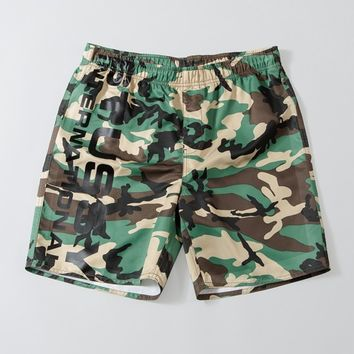 Shout Camo E/W Trunks