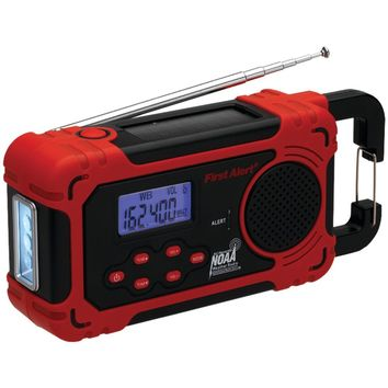 First Alert Am And Fm Weather Band Radio With Weather Alert