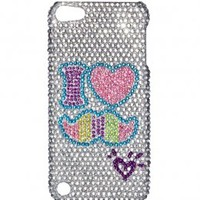 I Heart Mustaches Tech Case 5 | Girls Cases & More Electronics | Shop Justice