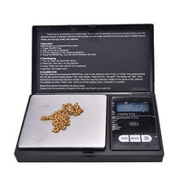 200g * 0.01g LCD Digital Pocket Scale Jewelry Gold Gram Balance Weight Scale HU