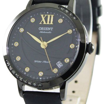 Orient Fashionable Automatic Crystals ER2H001B Women's Watch