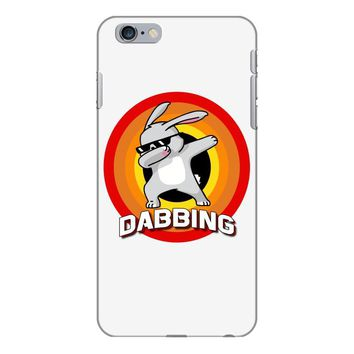 Dabbing Bunny Easter iPhone 6 Plus/6s Plus Case