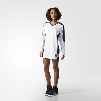 adidas Planetary Power Dress - White | adidas US