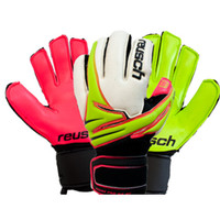 Pro Soccer - Resuch Pro SG Ortho-Tec Mix Lime and Pink Palm