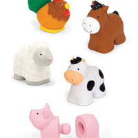 Pop Blocs Farm Animals