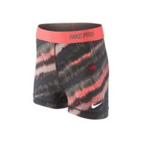 Nike Women's Pro Core Print Compression Short