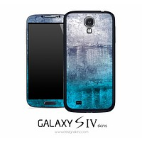 Fading Abstract Oil Skin for the Galaxy S4