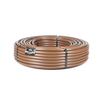 "1/2"" Blank Polyethylene Drip Tubing Brown .670 OD (100'-500ft')"