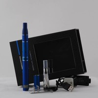 Blue Combo Starter Kit (Dry Herb / Wax / e juice)