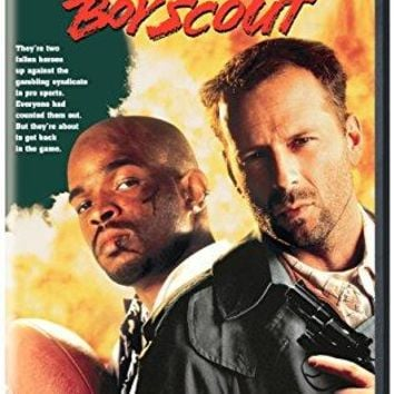 Bruce Willis & Damon Wayans & Tony Scott-The Last Boy Scout