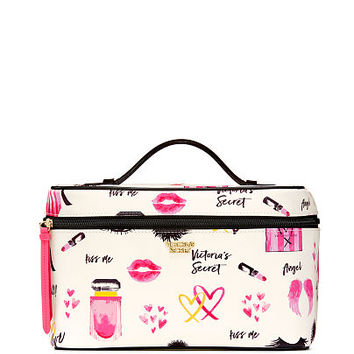 Bombshell Vibes Weekender Train Case - Victoria's Secret