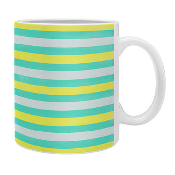 Allyson Johnson Bright Stripes Coffee Mug