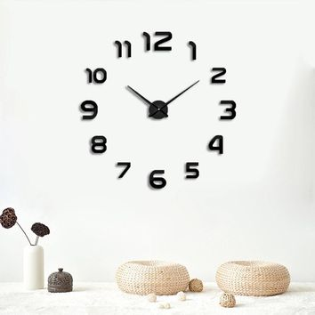 Watches / 3D Wall Clock by MUHSEIN