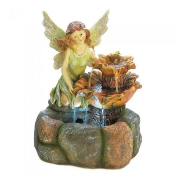 Fairy Garden Fountain