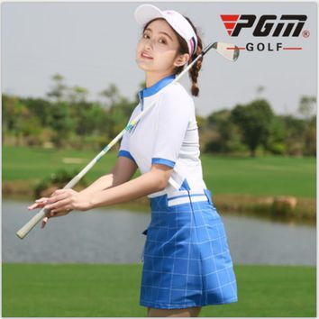 New Arrival Women Short Mini Plaid Skirts Summer High Waist Multicolor Tennis golf Clothing Sport Gym Fitness Skirts