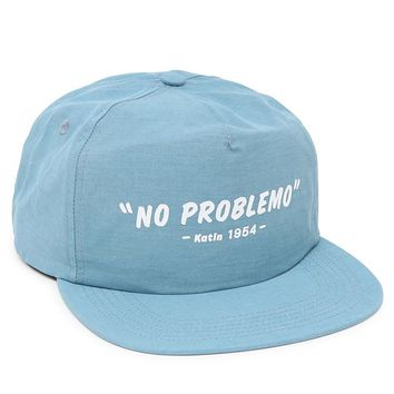 Katin No Problemo Snapback Hat - Mens Backpack - Blue - One