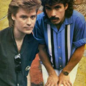 Hall And Oates Poster 11x17 Mini Poster