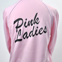 Broadway Merchandise Shop: Broadway Souvenirs and Apparel > Apparel > Grease Pink Ladies Jacket