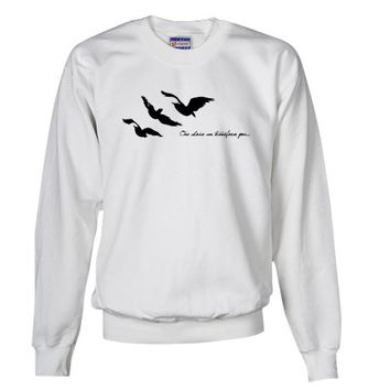 Divergent - One Choice Ravens Tattoo Sweatshirt