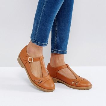 ASOS MAYBELL Flat Shoes at asos.com