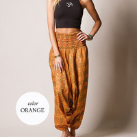 Indian Om Harem Yoga Pant