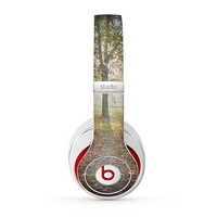 The Vivia Colored Sunny Forrest Skin for the Beats by Dre Studio (2013+ Version) Headphones