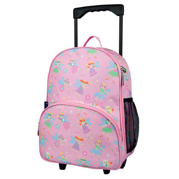 Olive Kids Fairy Princess Rolling Luggage - 85417