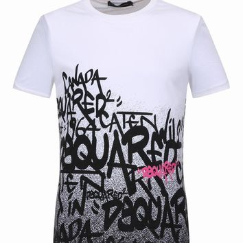 Day-First™ Boys & Men Dsquared2 T-Shirt Top Tee