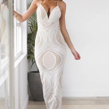 Seminyak Dress Beige - Dresses - Clothing